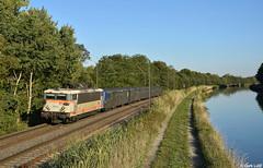 SNCF BB25591 + RRR 231, Steinbourg, 27-9-2018 17:30