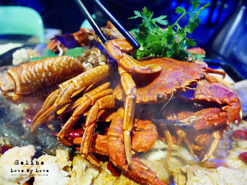 新北中和必吃海鮮餐廳美食火鍋大推水貨炭火烤魚中和店 (8)