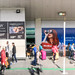 Auckland Airport Domestic Terminal, 2.54 PM Sun. 21 Oct. 2018 (Panorama Detail)