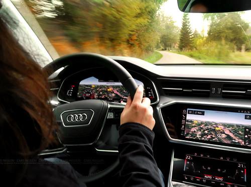 Audi Driving Experience Nogaro Q8 SQ7