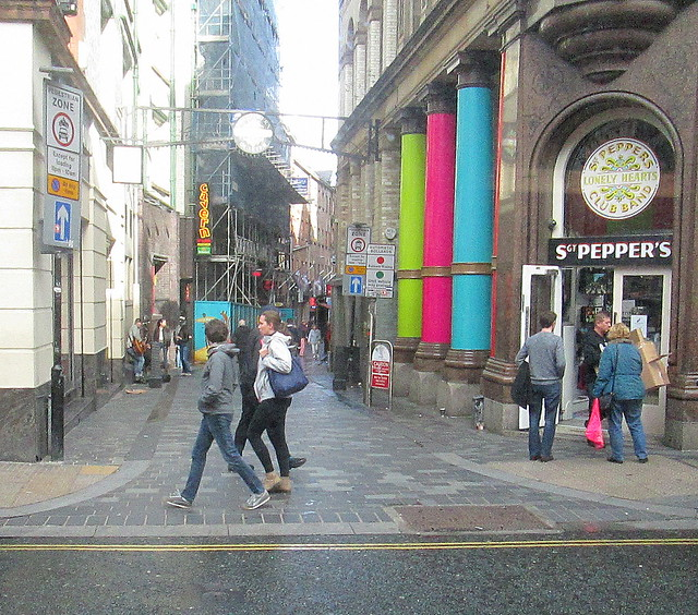 Matthew Street, Liverpool