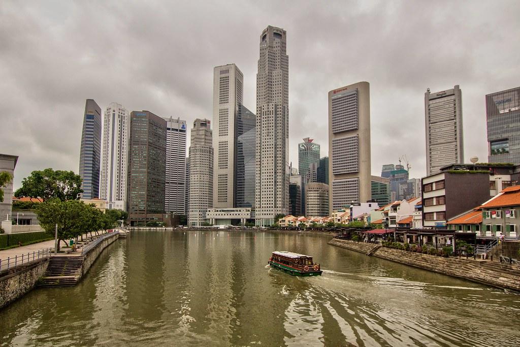 Rivière Singapour [Singapore]