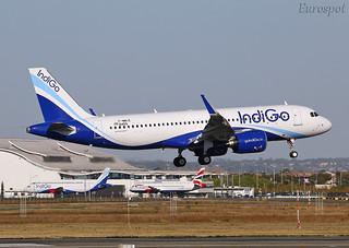 F-WWIE AIRBUS A320 NEO Indigo