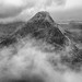 Bristly Ridge on a blustery day