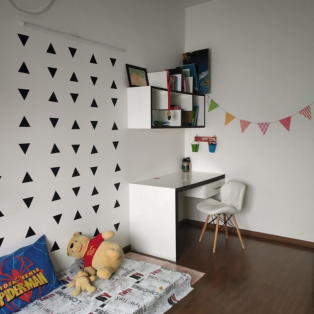 Before & After: Kids Room Makeover Under Rs. 2000