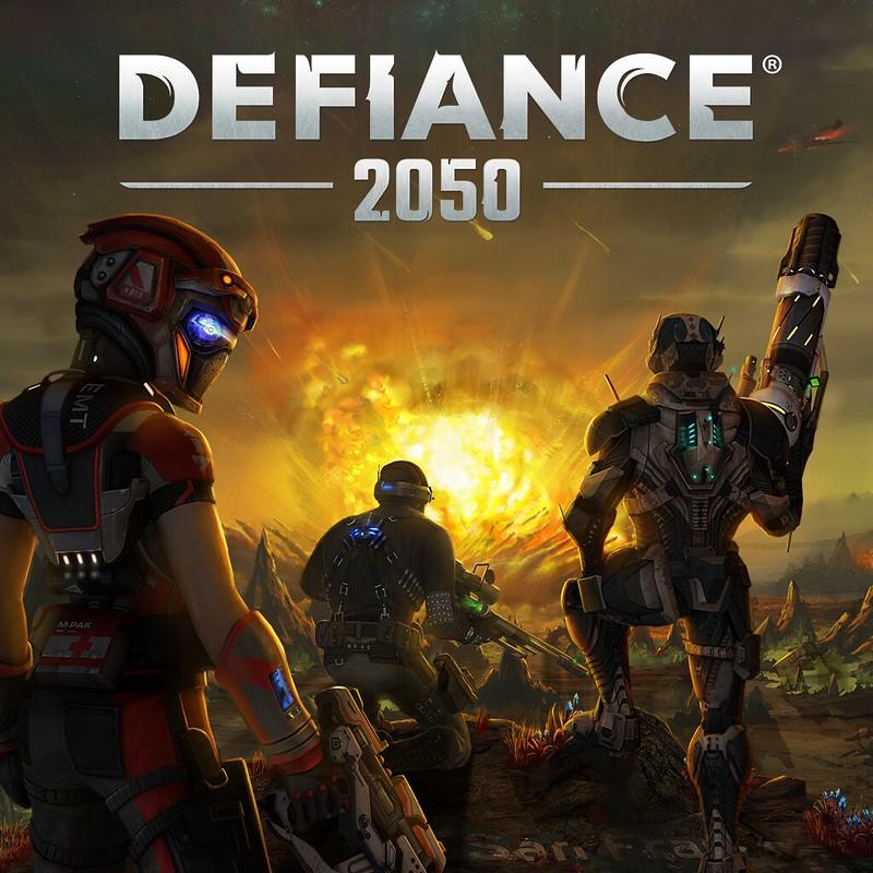 Defiance 2050: Crusader Class Pack