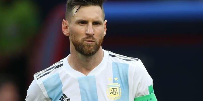 Maradona: Messi tidak akan menjadi pemimpin