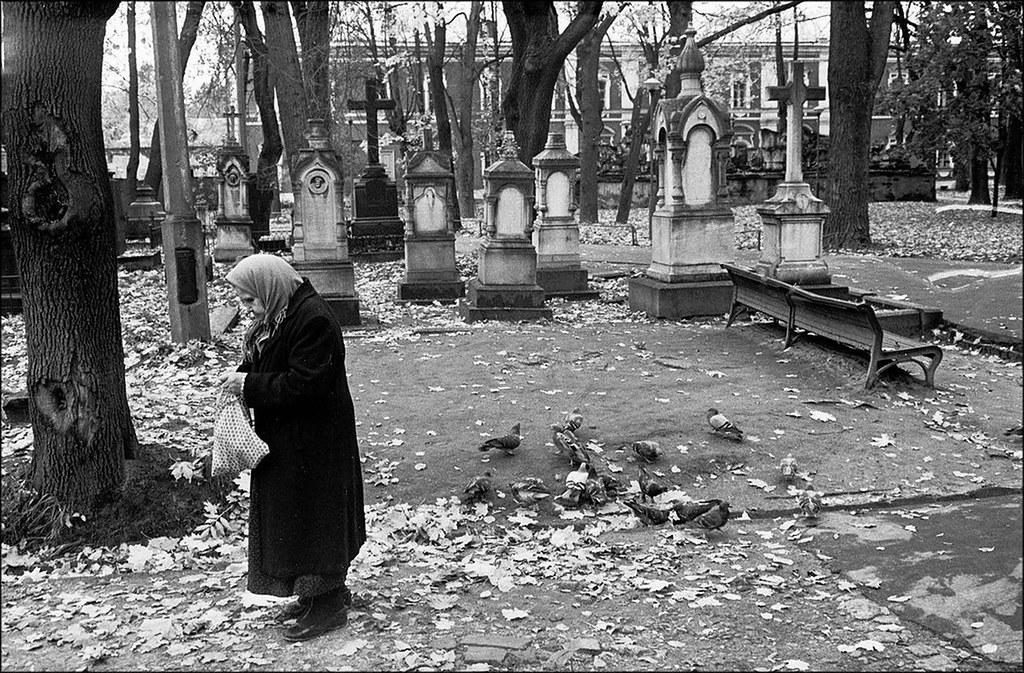 1989. Донской монастырь