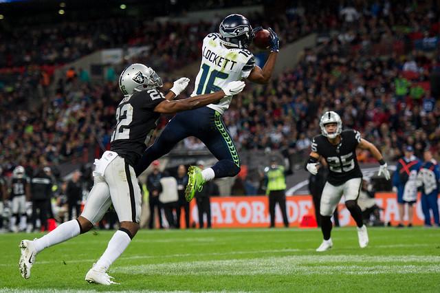 NFL Raiders v Seahawks 127
