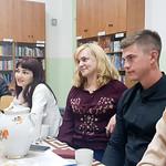Традиционная субботняя встреча молодежи в Свято-Вознесенском соборе Геленджика