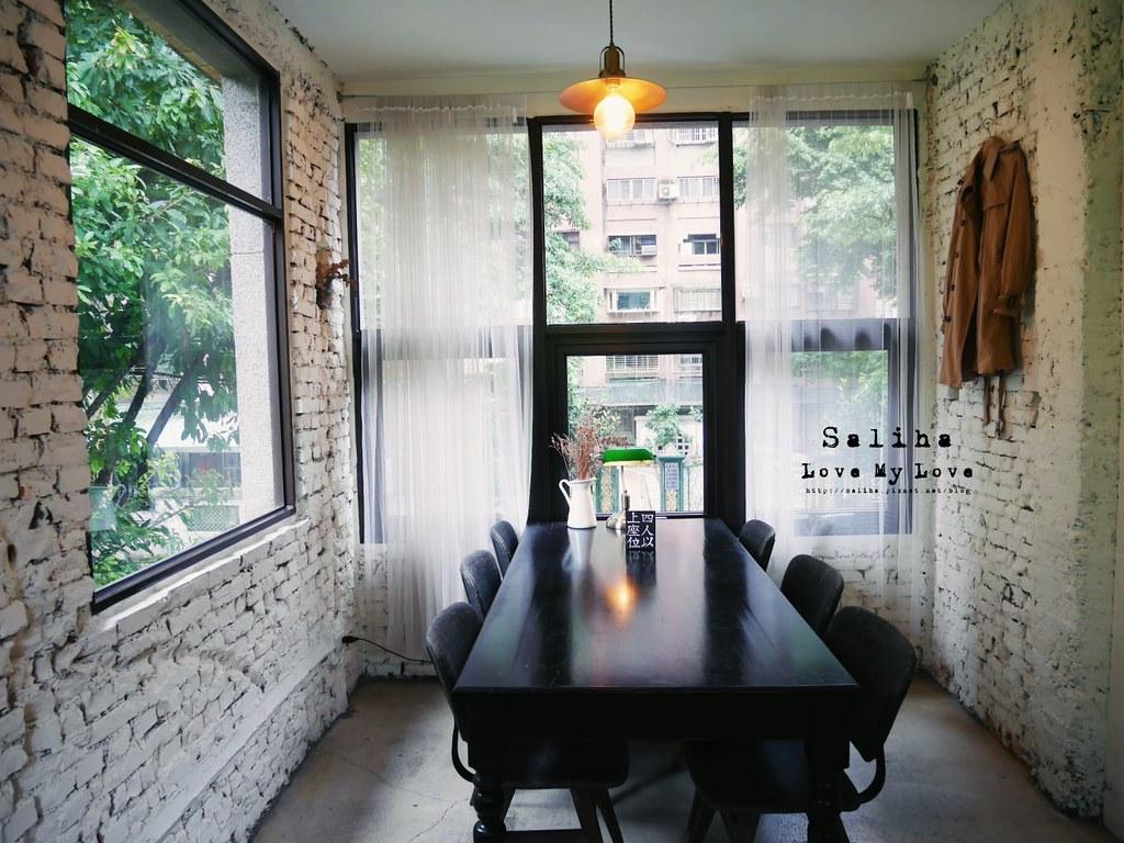 台北捷運大安森林公園站2J CAFE交通咖啡館下午茶午餐 (6)