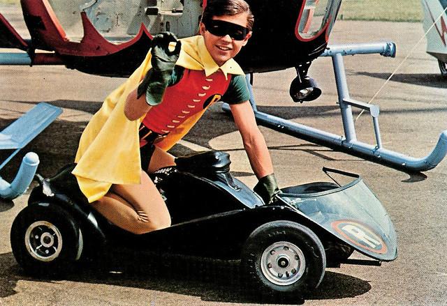 Burt Ward in Batman (1966)