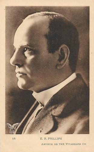 E.R. Phillips (Vitagraph)