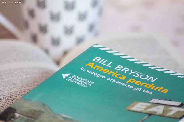 America Perduta, Bill Bryson