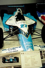 Jacques Villeneuve Winning Car of 1995 Indy 500, Indianapolis Motor Speedway Museum