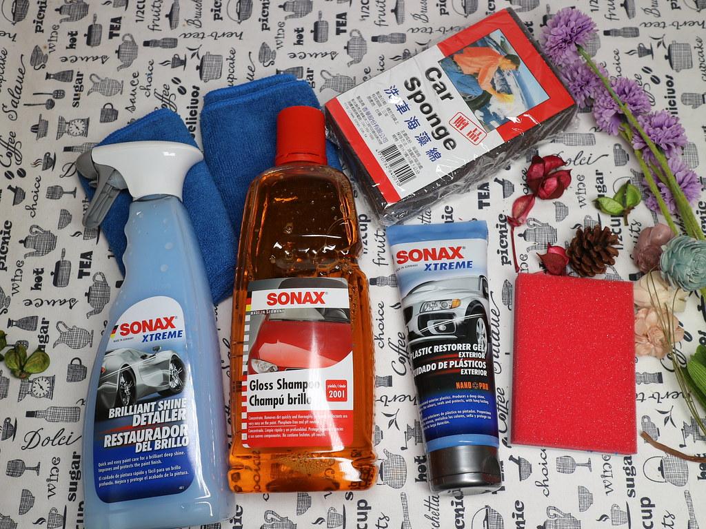 SONAX德國汽車美容保養品  (1)
