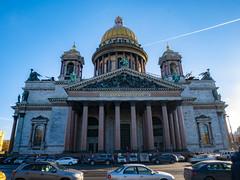 Saint PetersburgSaint - Isaac's Cathedral (Isaakievskiy Sobor) 9