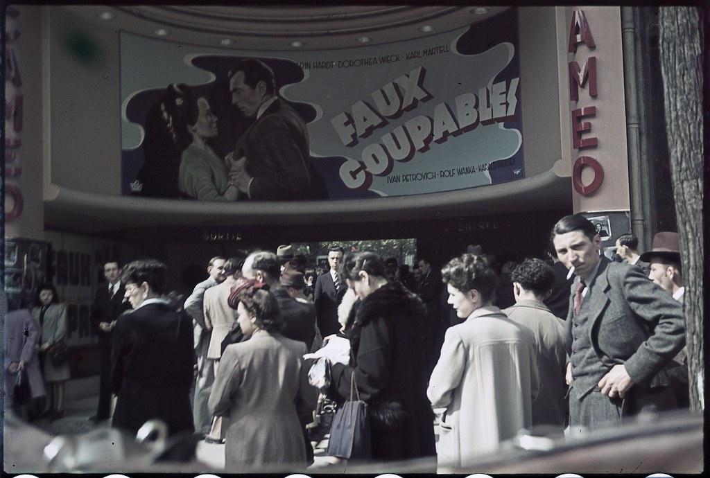 Кинотеатр «Камея», Итальянский бульвар