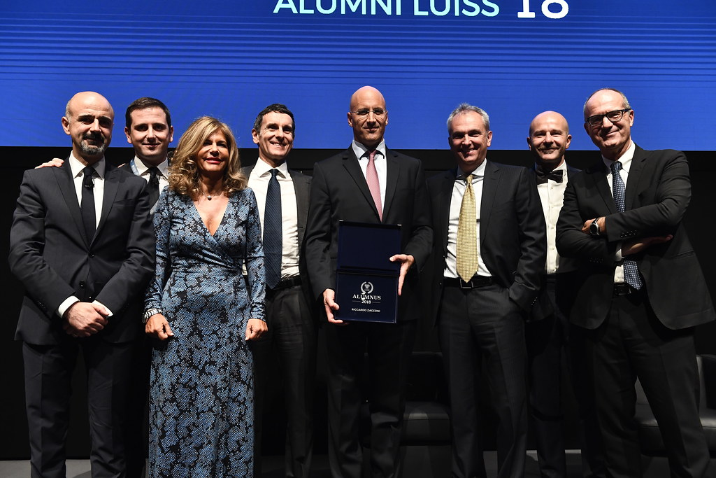 Reunion Alumni LUISS 2018