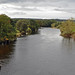 River Eden at Langwathby.