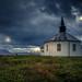 Dverberg Kirke, Andoya, Vesteralen, Norway