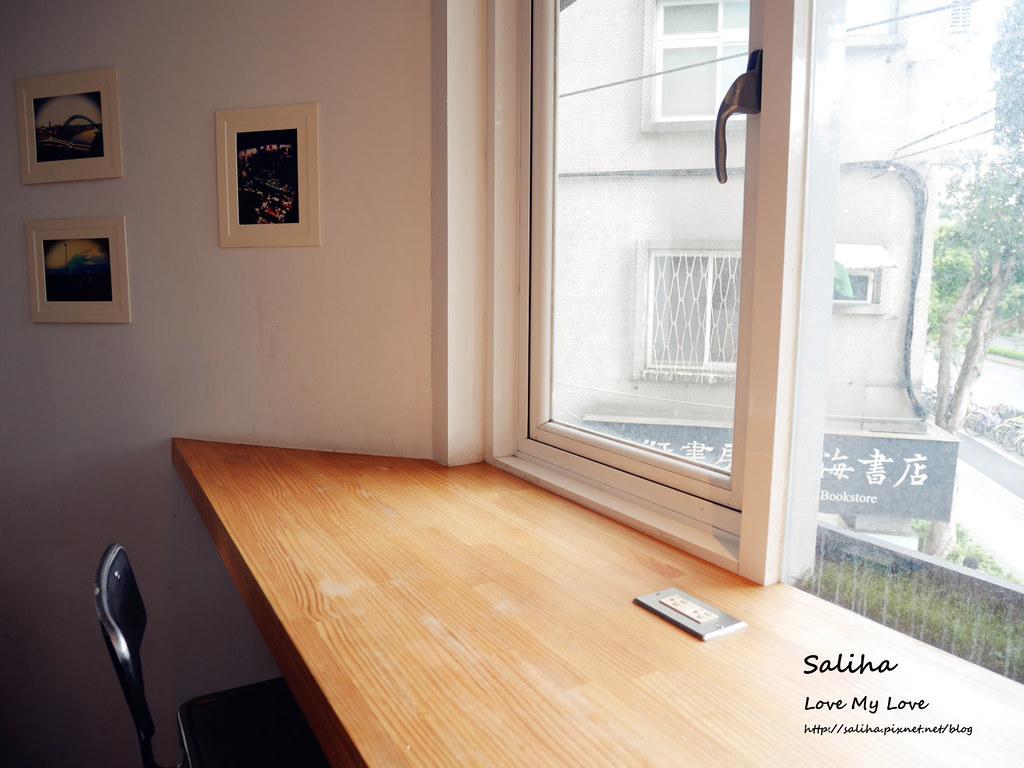 台北公館站台大附近新生南路imperfect cafe不限時讀書咖啡廳 (2)