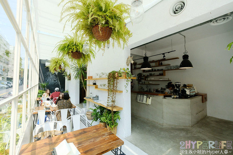 斑馬公寓咖啡 (2)