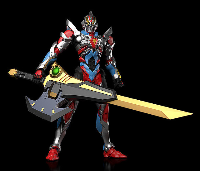 【合體戰神型態公開!】GSC《SSSS.GRIDMAN》超合體超人 DX力量全開古立特(超合体超人DXフルパワーグリッドマン)