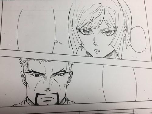 Gundam Iron Blooded Orphans manga Final