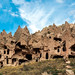 CAPPADOCIA Göreme National Park and the Rock Sites. World Heritage List. Zelve Open-Air Museum. Turkey