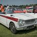 Classic Car Show, Tatton Park, Cheshire, UK 2016 - Triumph Vitesse