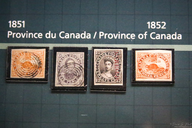 Stamps of Canada
