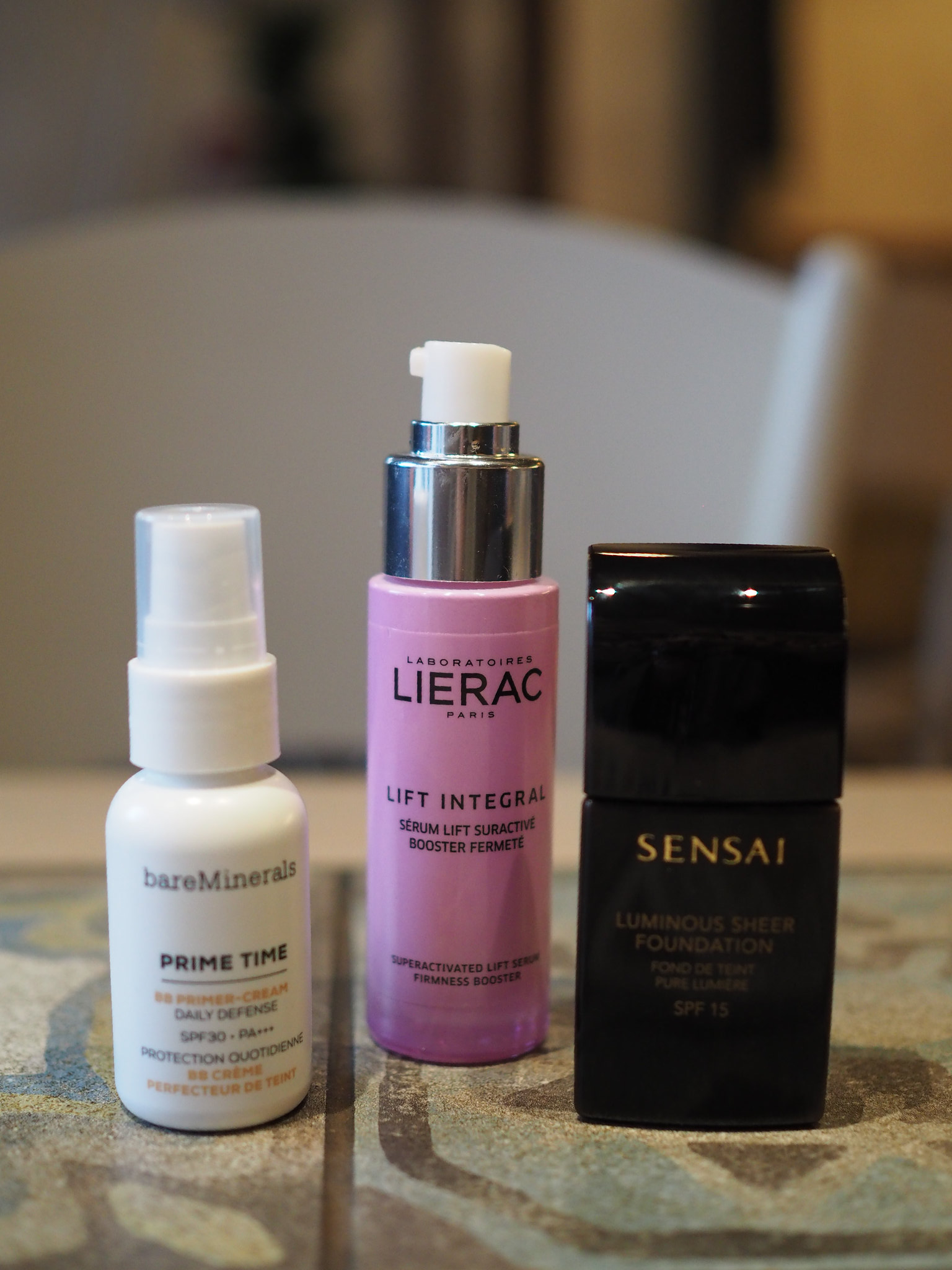 Lierac, Bare Minerals, Sensai, Business Woman