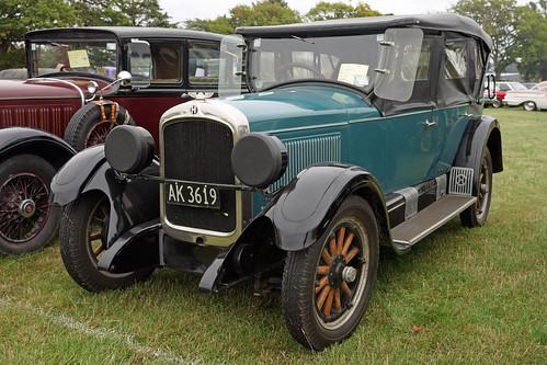 1927 Custombuilt Hupmobile Classic Car.