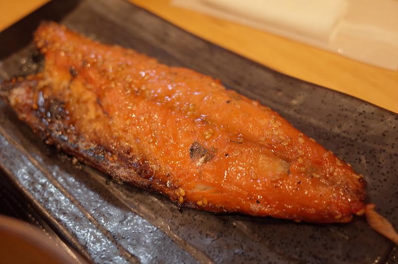 池袋北口しんぱち食堂鯖の味醂干し