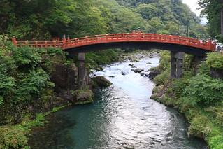 日光 神橋, Nikko Shinkyo
