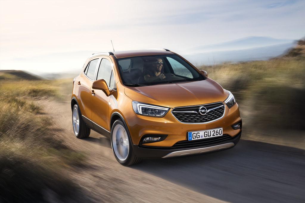 Comprar Opel Mokka X