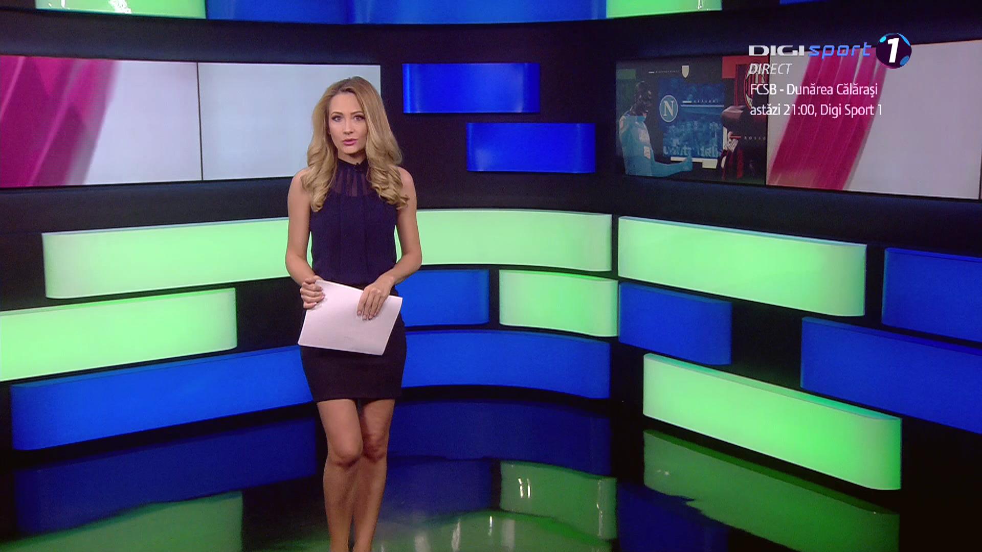 Doamnelor și domnilor, Camelia Bălțoi!