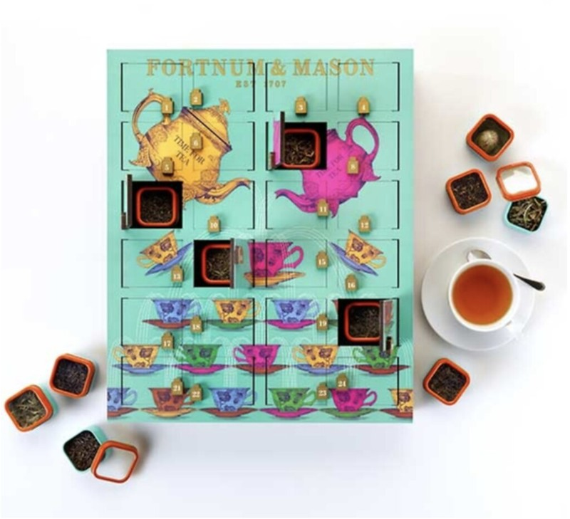 Fortnums Tea Advent Calendar 2018