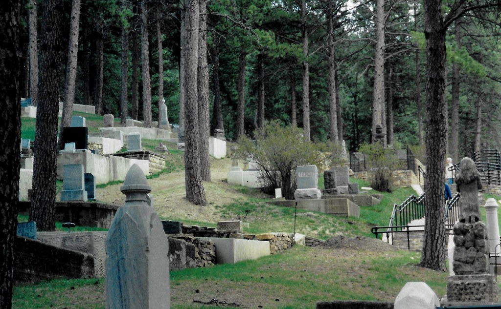 deadwoods mount moriah cemetery images of america english edition