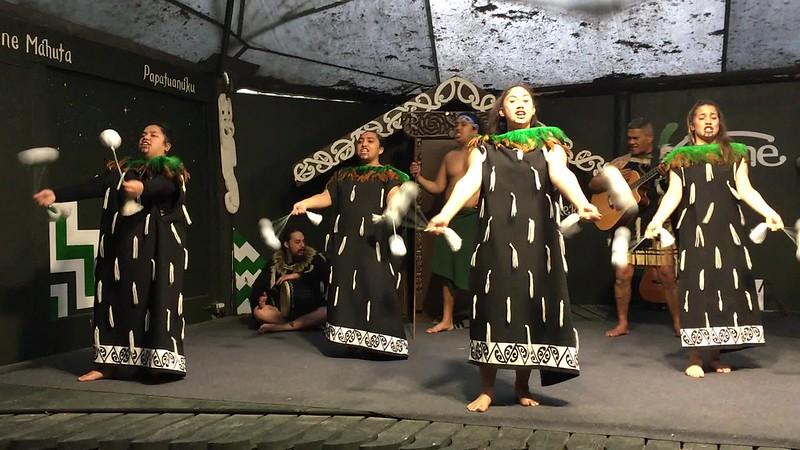 Kapa haka, Maori art and heritage