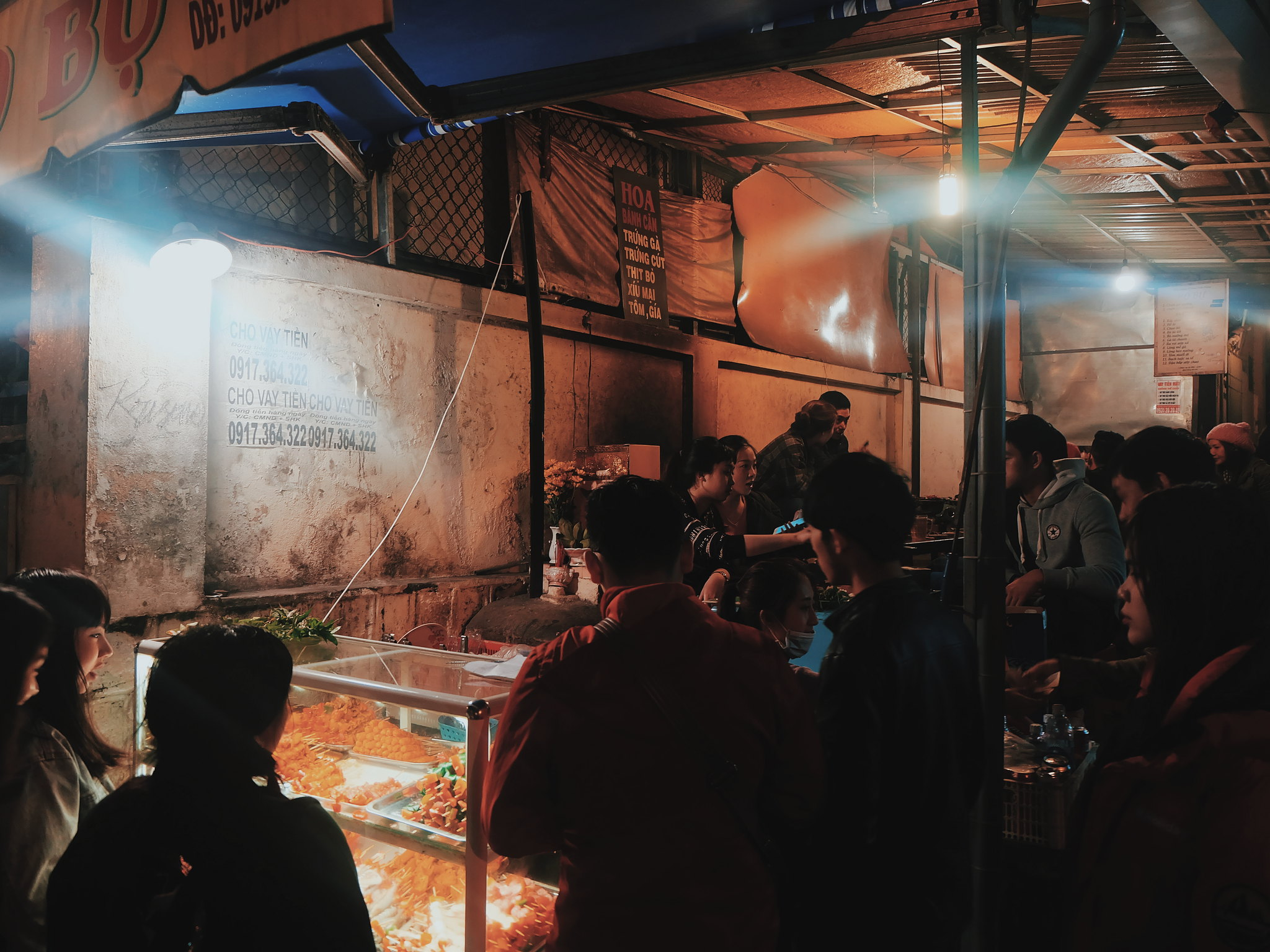 Da Lat Street Food Tour  Bo La Lot