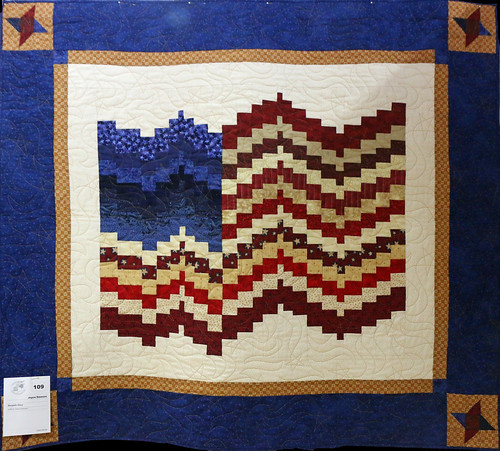 109: Bargello Glory - Joyce Dawson