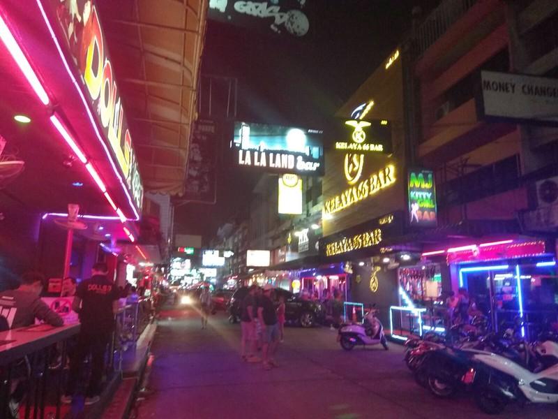 Last Wild Frontier Pattaya Thailand