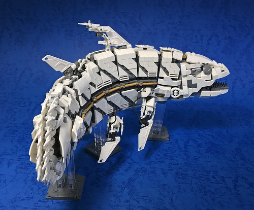 LEGO Mecha Coelacanth-03