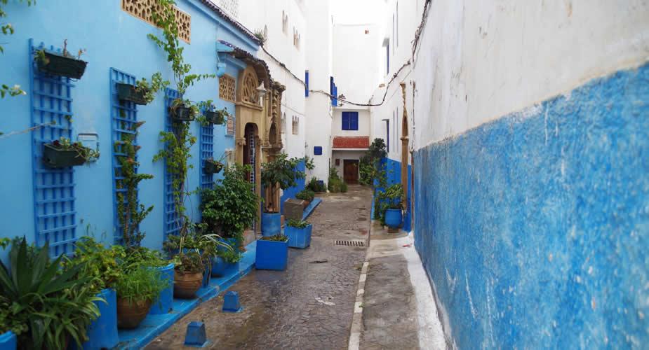 Rondreizen langs de Koningssteden in Marokko, bezienswaardigheden van Rabat | Mooistestedentrips.nl
