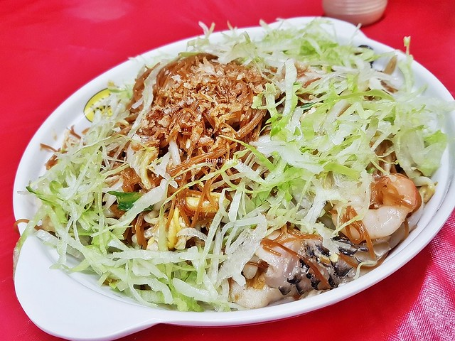 Stir-Fried Mee Sua
