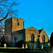 St Botolph's in the winter sun...