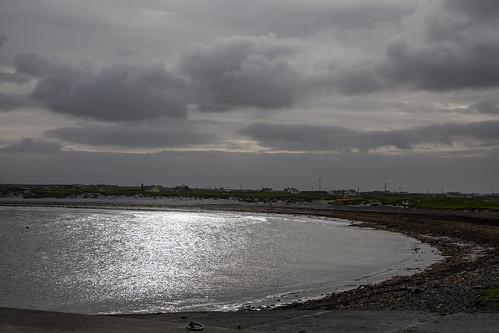 Quilty Seafield Pier,  Ireland 6 October 2018