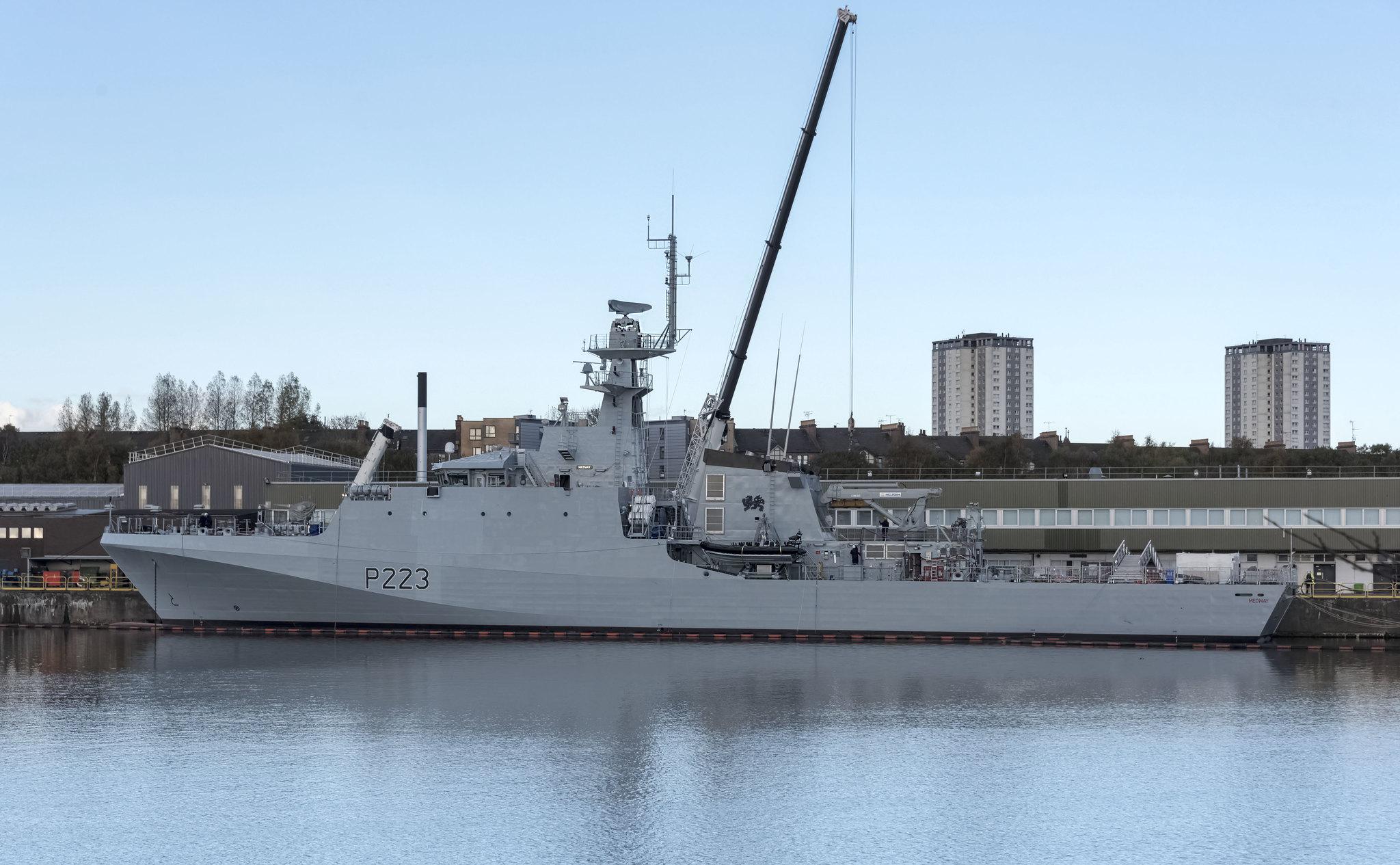 River-class Offshore Patrol Vessels (Batch 1 & 2) - Page 5 45565114712_7115283230_k